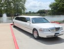 2008, Lincoln, Sedan Stretch Limo, Tiffany Coachworks