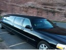 2010, Lincoln Town Car L, Sedan Stretch Limo, Executive Coach Builders