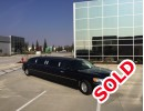 2001, Lincoln, Sedan Stretch Limo, Krystal
