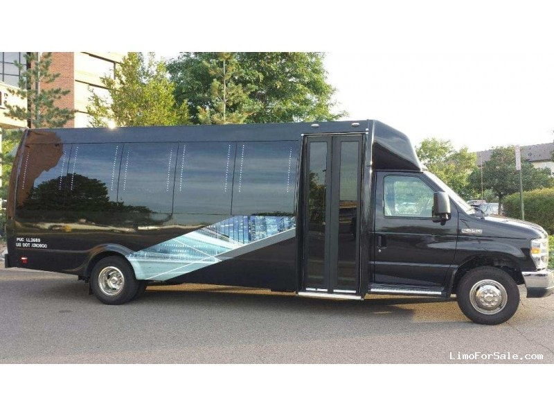 Used 2014 Ford Mini Bus Limo Federal - Denver - $68,900