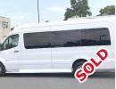 New 2019 Mercedes-Benz Sprinter Van Limo Midwest Automotive Designs - Oaklyn, New Jersey    - $116,995