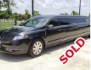 2014, Lincoln, Sedan Stretch Limo, LCW