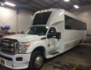 2013, Ford F-550, Mini Bus Limo, Tiffany Coachworks