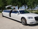2015, Chrysler, Sedan Stretch Limo, Specialty Conversions