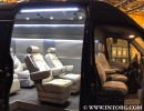 2016, Mercedes-Benz, Van Limo, Midwest Automotive Designs