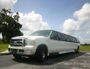 Used 2005 Ford SUV Stretch Limo Executive Coach Builders - orlando, Florida - $12,500