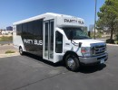 2018, Ford E-450, Mini Bus Limo, Goshen Coach