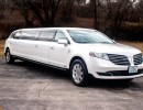 2017, Lincoln, Sedan Stretch Limo, Executive Coach Builders