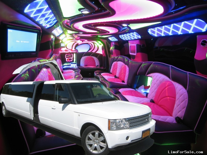 Used 2007 Land Rover SUV Stretch Limo Top Limo NY - melville, New York    - $18,500