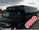2007, Ford E-450, Mini Bus Limo, Diamond Coach