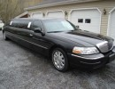 2004, Lincoln Town Car L, Sedan Stretch Limo, Krystal