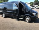 2017, Mercedes-Benz, Van Shuttle / Tour, LA Custom Coach