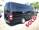 New 2017 Mercedes-Benz Van Shuttle / Tour LA Custom Coach - Oaklyn, New Jersey    - $99,890