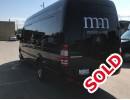 Used 2015 Mercedes-Benz Van Limo Tiffany Coachworks - Des Plaines, Illinois - $47,900