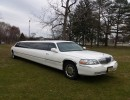 2007, Lincoln, Sedan Stretch Limo, California Coach