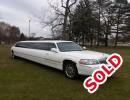 Used 2007 Lincoln Sedan Stretch Limo California Coach - Lyndhurst, New Jersey    - $16,995