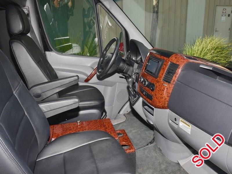 Used 2014 Mercedes-Benz Van Shuttle / Tour First Class Customs - Fontana, California - $49,995