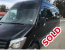 Used 2014 Mercedes-Benz Van Shuttle / Tour Specialty Conversions - Anaheim, California - $34,900