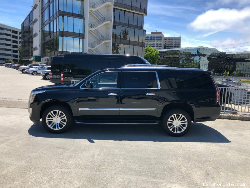 Used 2018 Cadillac SUV Limo  - Fay, California - $56,000