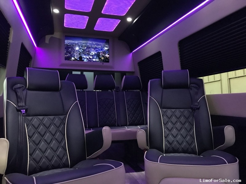 New 2017 Mercedes-Benz Van Limo Signature Limousine Manufacturing - Las Vegas, Nevada - $109