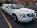2008, Cadillac, Sedan Stretch Limo, Federal