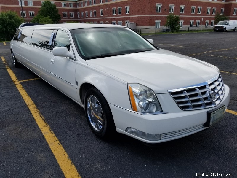 Used 2008 Cadillac Sedan Stretch Limo Federal - Mississauga, Ontario - $18,990