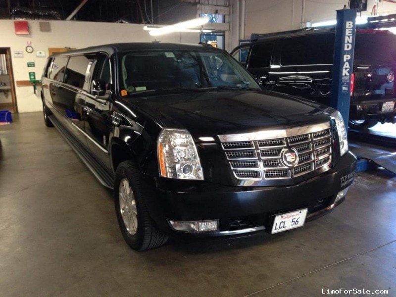 New 2007 Cadillac SUV Stretch Limo Krystal - Lake Charles, Louisiana - $15,000