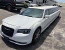 2019, Chrysler 300 Long Door, Sedan Stretch Limo, Limos by Moonlight