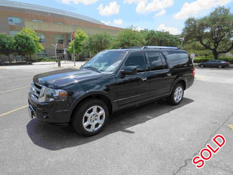 Used 2014 Ford Expedition EL SUV Limo  - Houston, Texas - $6,500