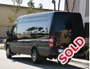 Used 2014 Mercedes-Benz Sprinter Van Shuttle / Tour Meridian Specialty Vehicles - Fontana, California - $36,995