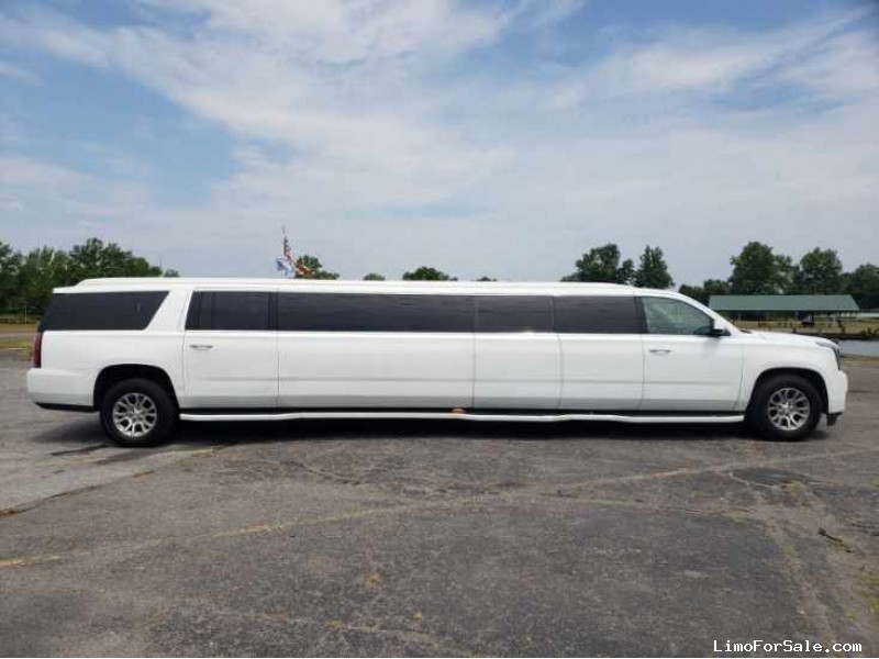Used 2016 GMC Yukon SUV Stretch Limo Specialty Conversions - Fontana, California - $49,995