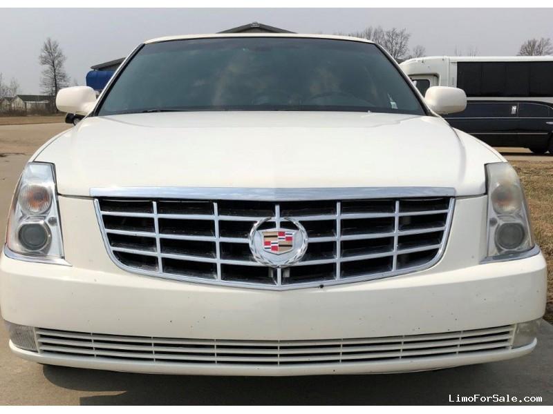 Used 2007 Cadillac DTS Sedan Limo Federal - Lenox, Michigan - $15,900