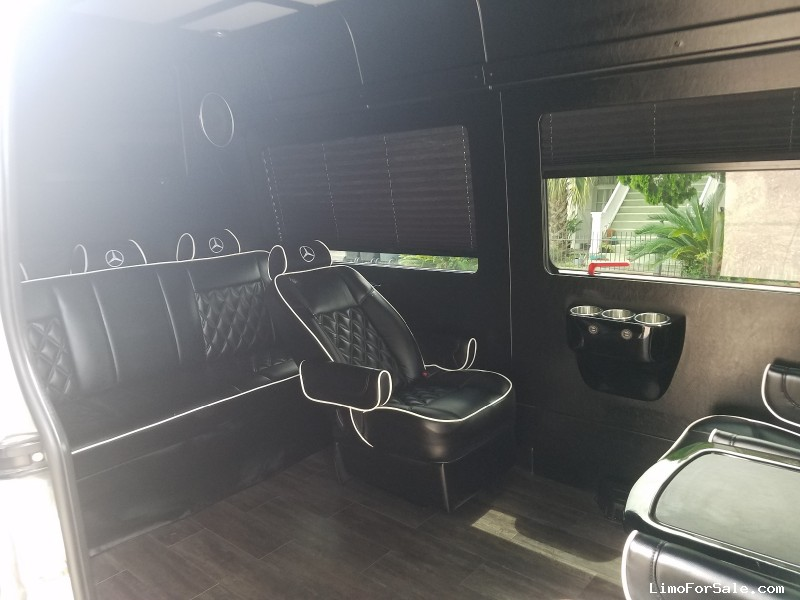 Used 2016 Mercedes-Benz Sprinter Van Limo Specialty Conversions - Belle Chasse, Louisiana - $54,000