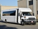 2007, Chevrolet C5500, Mini Bus Limo, StarTrans