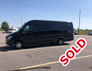 2014, Mercedes-Benz Sprinter, Van Shuttle / Tour, Battisti Customs
