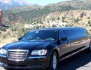 2014, Chrysler 300, Sedan Stretch Limo, Limos by Moonlight