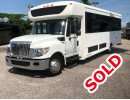 Used 2013 International 3200 Mini Bus Limo Starcraft Bus - Glen Burnie, Maryland - $42,995