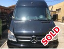 2011, Mercedes-Benz Sprinter, Mini Bus Limo, Krystal