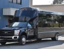 Used 2013 Ford F-550 Mini Bus Shuttle / Tour Tiffany Coachworks - Fontana, California - $39,995