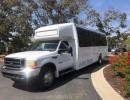 Used 2001 Ford F-550 Mini Bus Limo  - temecula, California - $15,500