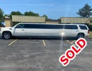 Used 2007 Cadillac Escalade SUV Stretch Limo Lime Lite Coach Works - Glenview, Illinois - $13,900