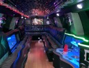 Used 2007 Cadillac Escalade SUV Stretch Limo Lime Lite Coach Works - Glenview, Illinois - $15,900