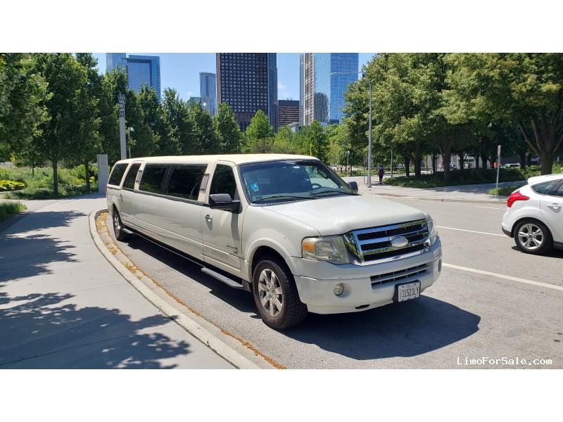 Used 2008 Ford Expedition XLT SUV Stretch Limo Tiffany Coachworks - Skokie, Illinois - $14,500