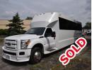 Used 2013 Ford F-550 Mini Bus Limo Tiffany Coachworks - Columbus, Ohio