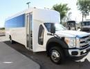 2011, Ford F-550, Mini Bus Shuttle / Tour, Glaval Bus