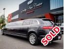 Used 2013 Lincoln MKT Sedan Stretch Limo  - Springfield, New Jersey    - $44,995