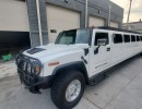 2003, Hummer H2, SUV Stretch Limo, Westwind