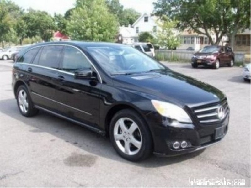 Used 2011 mercedes benz r350 suv limo buffalo new york for Mercedes benz for sale buffalo ny