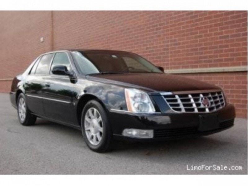 used 2010 cadillac dts sedan limo nashville tennessee 19 500 limo for sale. Black Bedroom Furniture Sets. Home Design Ideas