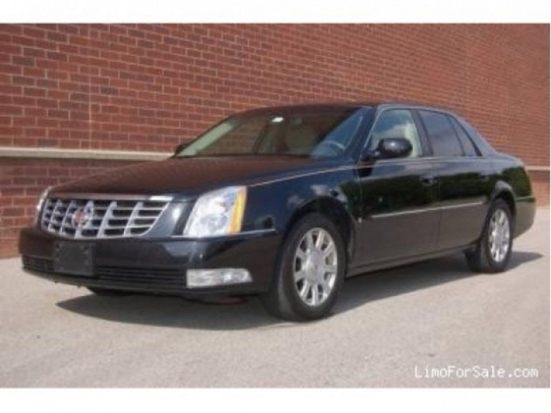 used 2010 cadillac dts sedan limo nashville tennessee 19 500 limo for sale. Black Bedroom Furniture Sets. Home Design Ideas